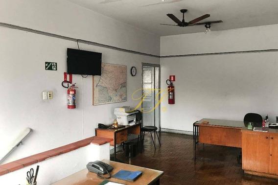 Salão + Sobreloja + Área Livre Para Alugar, 250 M² Por R$ 8.000/mês - Gopoúva - Guarulhos/sp - Sl0034