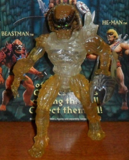 Original Kenner Avp Alien Vs Predator Ambush Stealth Clear