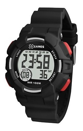 Relógio X-games Masculino Digital Xmppd493 C/ Nota Fiscal