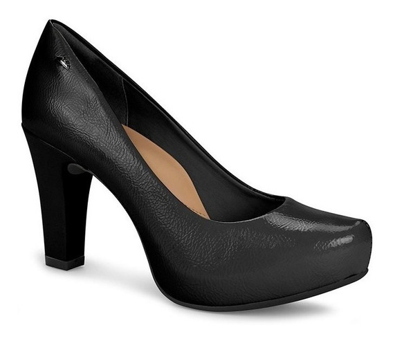 Scarpin Dakota Meia Pata Follow G1561 Preto