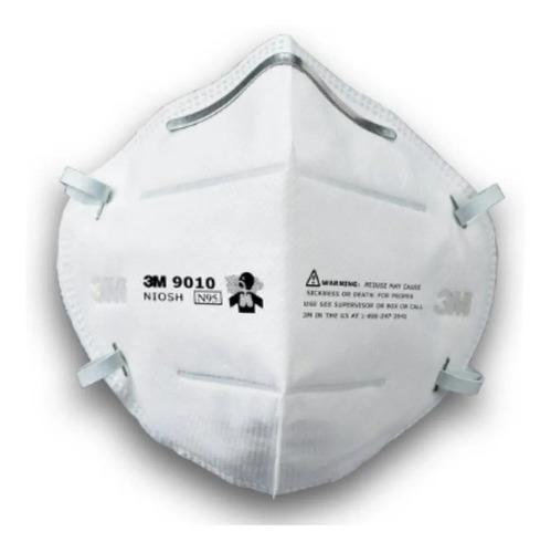 Mascarilla Barbijo 3m 9010 N95 X 5 Unidades