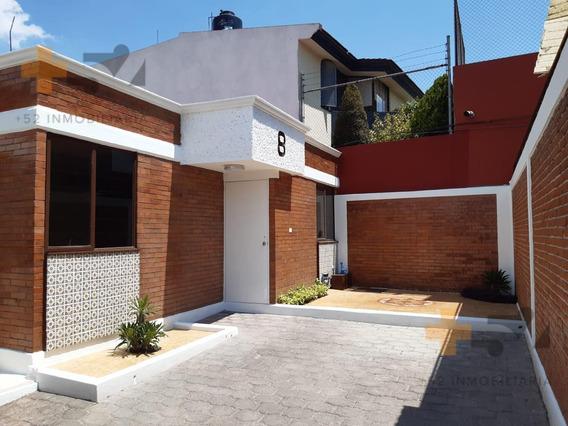 Casa En Venta En Col. Bugambilias Cerca De Av. 16 De Septiembre En Puebla