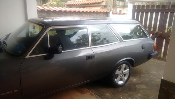 Chevrolet Caravan 90 Sl 4 Cil 2.5