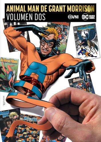 Imagen 1 de 1 de Cómic, Dc, Animal Man De Grant Morrison Vol. 2 Ovni Press