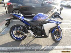 Yamaha Yzf R3 Akrapovic