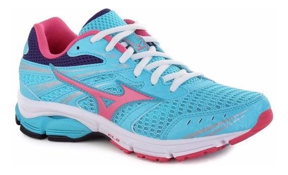 Zapatillas Mizuno Wave Zest W Running Mujer Importadas