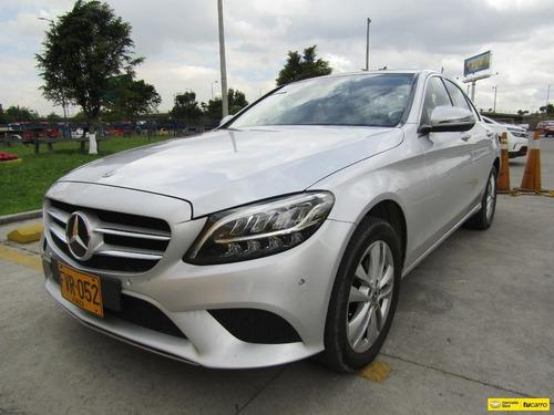 Mercedes-benz Clase C 180 1.6 Avantgarde
