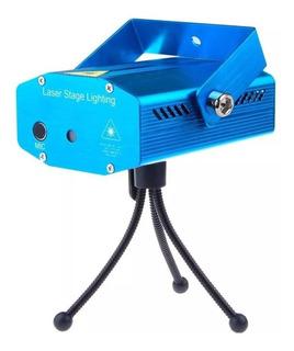 Proyector Láser Colores Movimiento Audioritmico Dj Fiestas