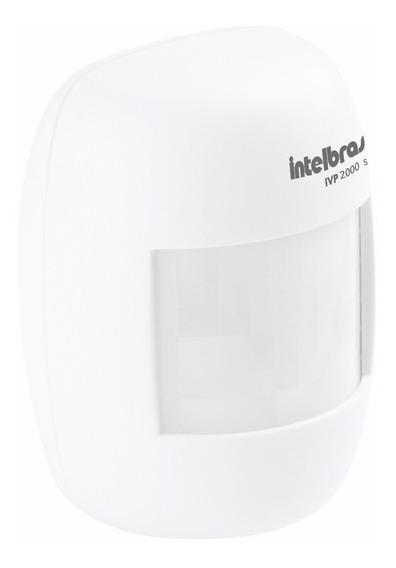 Sensor Sem Fio Infravermelho Ivp 2000 Intelbras