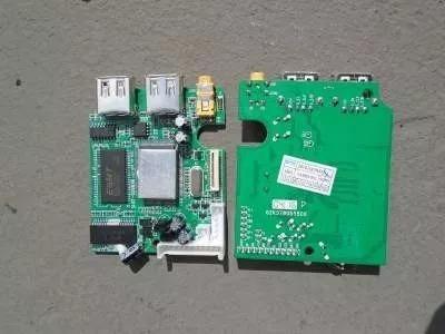 Placa P.c.i. Principal Mpeg Bk8805 Dk-419