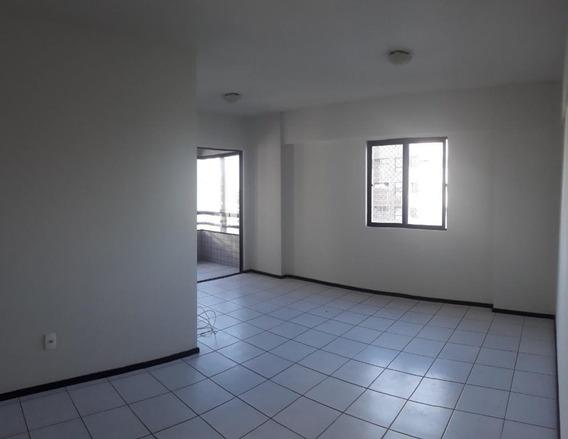 Apartamento Em Espinheiro, Recife/pe De 82m² 3 Quartos À Venda Por R$ 550.000,00 - Ap238201