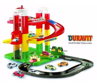 Estacion De Servicio Y Parking 2 Pisos Duravit Original