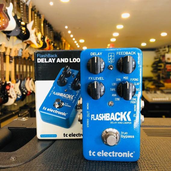 Pedal Tc Electronic Flashback Delay Ótimo Estado!