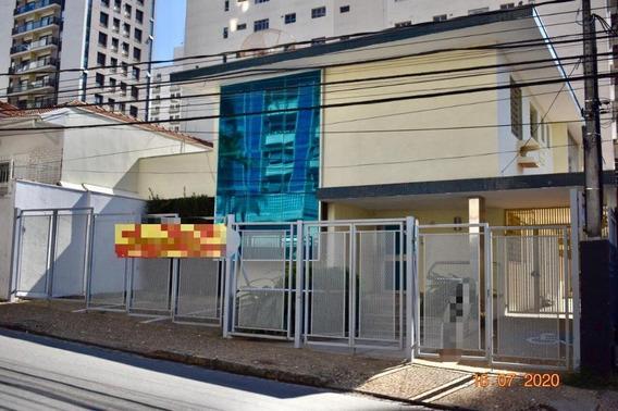 Casa Em Cambuí, Campinas/sp De 583m² Para Locação R$ 15.000,00/mes - Ca613098
