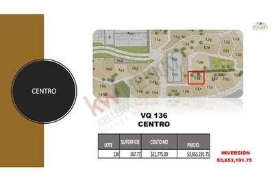 Terreno Comercial En La Mejor Ubicación De Val Quirico Vq 136 Barrio Del Centro