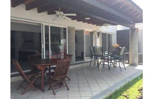 Casa En Venta Cuernavaca, Morelos ¨colinas De Santa Fe¨de Un Solo Piso $ 3,800,000.00 M/n