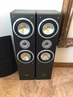 Columnas Audio Koda