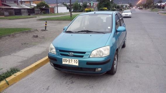 Hyundai Azul 2004 5 Puertas