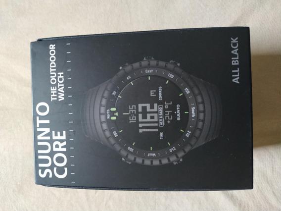 Relógio Suunto Core Black