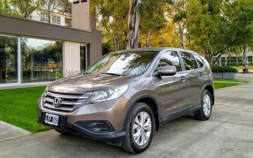 Honda Cr-v 2.4 Lx Primera Mano