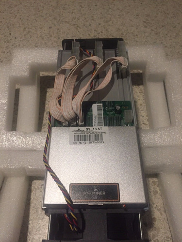 Antminer S9 ~ 13th / S @ 0.1 W / Gh 16nm Asic Bitcoin Miner