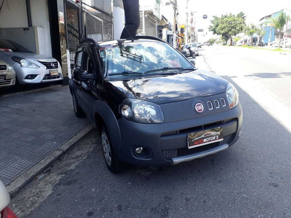 Fiat Uno Way 1.0 8v Flex 4pts Manual 2014 Financ Sem Entrada
