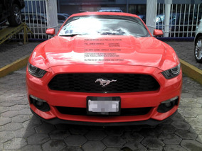 Ford Mustang 3.7 Coupe V6 Automatico 2015 Enganche *$ 75,600