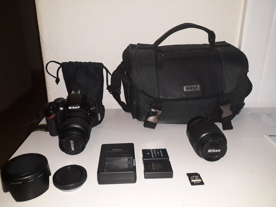 Câmera Digital Nikon D3200 - Profissional Nikon