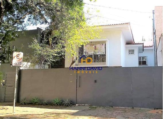 Excelente Casa - 4 Vagas - 300 M² - Próximo Da Av. Groelândia - Ca0260