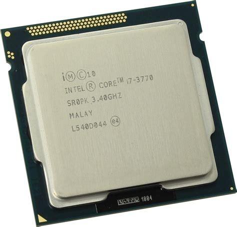 Processador Intel Core I7 3770 Até 3.9ghz 8mb C/ Cooler