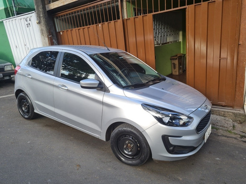Ford Ka 2018 1.0 Se Flex 5p