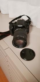Câmera Canon T1i Rebel + Lente Sigma 18-200mm + Flash 430ex