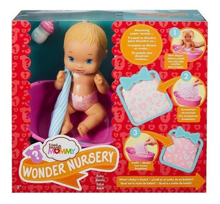Little Mommy - Wonder Nursery - Original - Envío Gratis