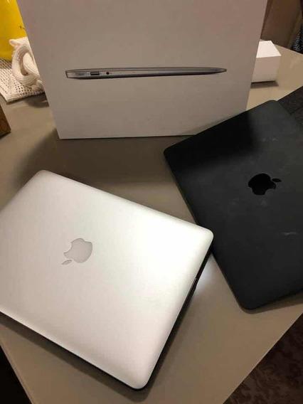 Macbook Air 13 Pouco Uso Com Capa De Silicone