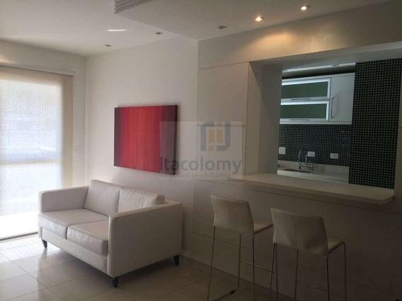 Ref: 1855 Apartamento Com Renda Centro De Alphaville - 1855