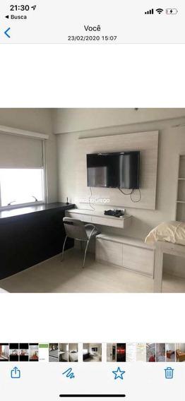 Flat Com 1 Dorm, Liberdade, São Paulo, Cod: 1476 - A1476