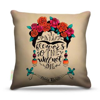 Almofada Frida Flowers 45x45cm