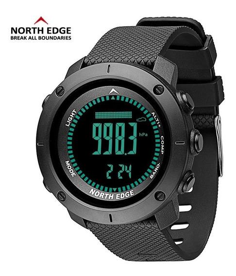 Relógio Masculino North Edge Apache Altímetro Bússola