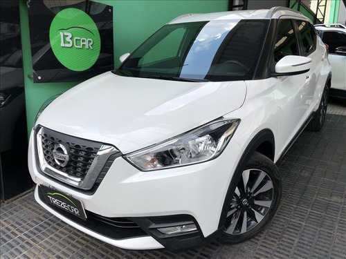 Nissan Kicks 1.6 Sv Flexstart Automático / Cvt - 19.000km