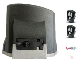 Motor Portão Eletrônico Deslizante Kdz Fit 1/4 Garen V220
