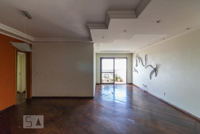Apartamento No 18º Andar Mobiliado Com 3 Dormitórios E 2 Garagens - Id: 892919674 - 219674