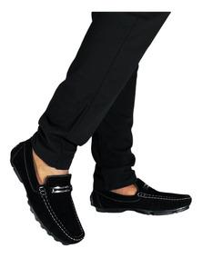 Zapato Mocasín Para Hombre Outfit 129