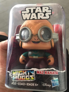 Figura Maz Kanata Mighty Muggs Star Wars