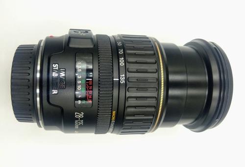 Lente Canon 28-135mm F3.5-5.6 Is Estado De Zero Com Garantia
