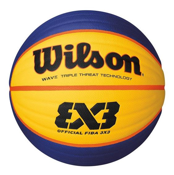 Balón Basquetbol Fiba 3x3 Juego Wilson