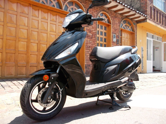 Hero Dash Scooter 125 Fuel Injection Credito Facil Economica