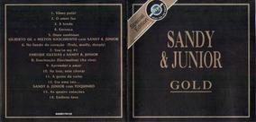 Cd De Sandy E Junior Original