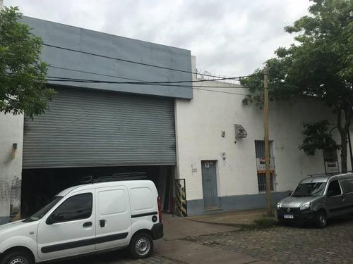 Excelente Depósito Industrial En San Fernando