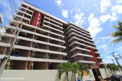 Apartamento Para Venda Em Maceió, Jatiúca, 1 Dormitório, 1 Suíte, 1 Banheiro, 1 Vaga - 121808