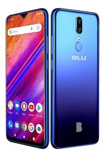 Celular Blu G8, 3gb Ram, 64gb Memoria, Doble Sim, Desbloq
